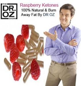raspberry ketone dr. oz