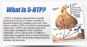 what is 5 htp
