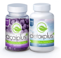 acai berry with detox plus