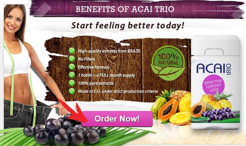 acai trio benefits