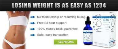 HCG 1234 Review * Does It Work * Side Effects * Buy
