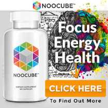 noocube focus energy health