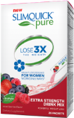 SLIMQUICK Pure Extra Strength Mixed Berry