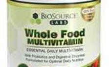 whole food multivitmin hcg diet vitamins