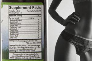 eco slim supplement facts ingredients