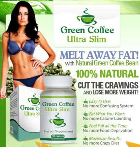 green coffee ultra slim weight loss