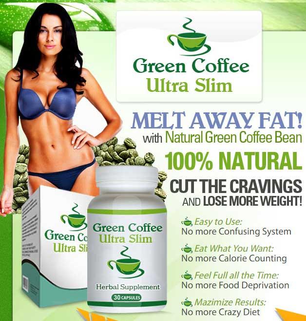 green coffee ultra slim weight loss