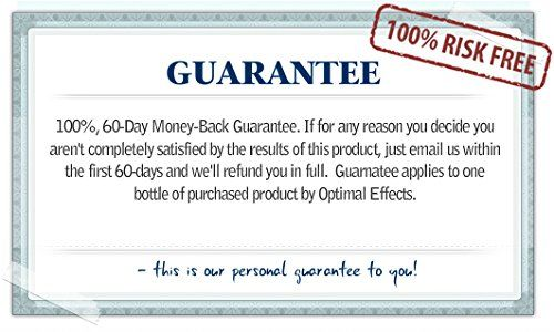 optimal effects diet drops money back guarantee