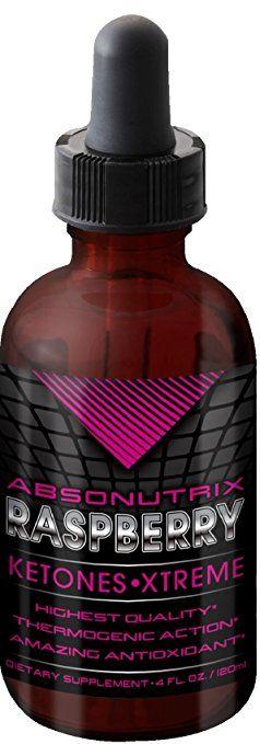 Absonutrix Pure Raspberry Ketone Xtreme Liquid Drops