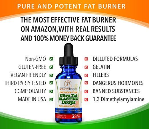 Mother Nature Original weight loss drops