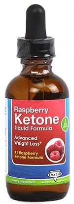 Raspberry Ketone Liquid Formula by Oxylife Nutritional Supplements