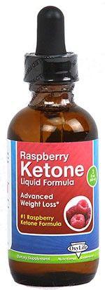 Raspberry Ketone Liquid Formula by Oxylife Nutritional Supplements