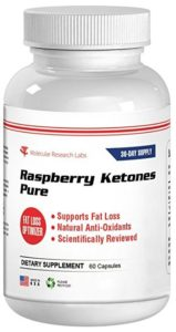 Raspberry Ketones Pure Molecular Research Labs