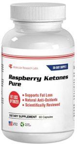 Raspberry Ketones Pure Molecular Research Labs