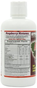 raspberry ketone juice blend ingredients