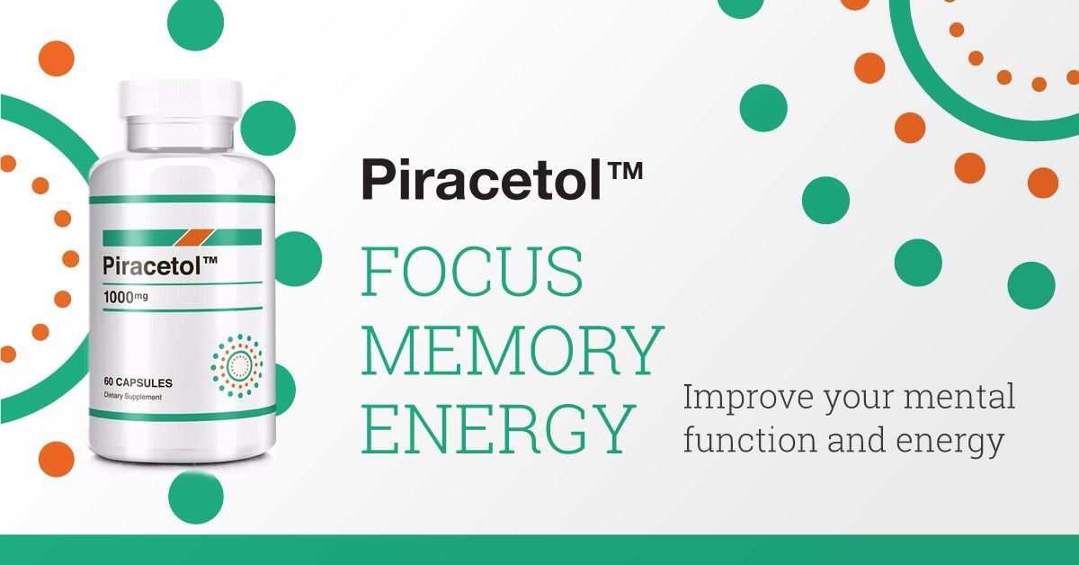 Piracetol best nootropic Piracetam alternative