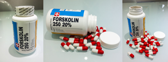 Forskolin 250 * 20% * Lose Weight With One Of The Powerful & Purest Herbal Plant Extract