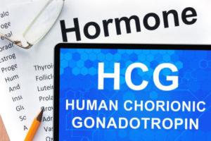 HCG Human Chorionic Gonadotropin scam