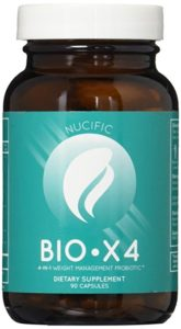 Nucific Bio x4 probiotic