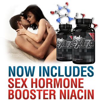 sex hormone booster niacin included