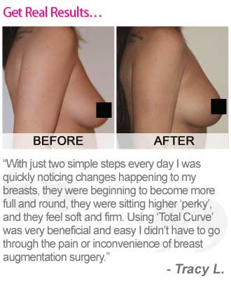 Enlarge Your Breasts With No Expensive Surgery, No Health Risks
