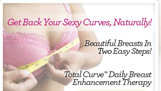 Total Curve Review: Breast Enhancement Cream, Natural Bust Lift