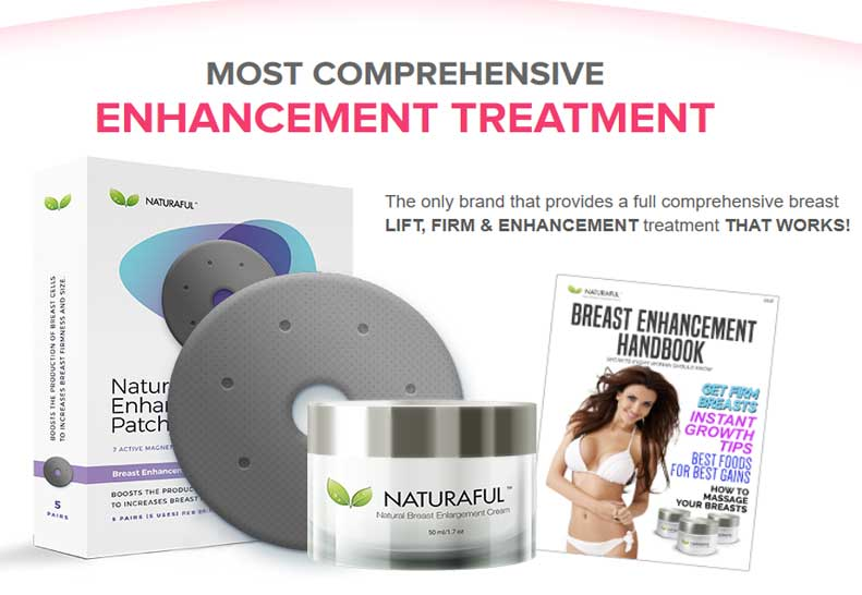 Naturaful Review – Breast Enhancement Cream