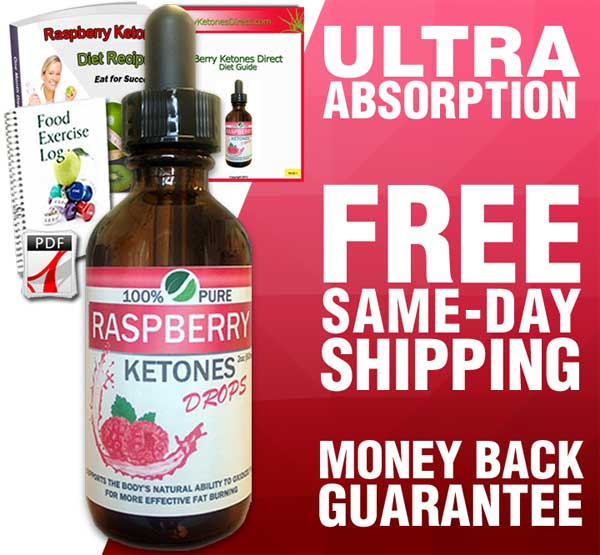All You Need To Know about Pure Raspberry Ketones Liquid Drops