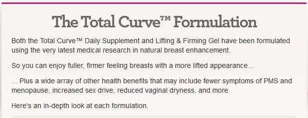 total curve formulation