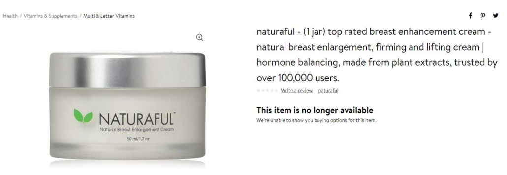 Is Naturaful Sold In Stores?