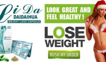 li da daidaihua weight loss