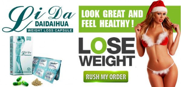 li da daidaihua weight loss
